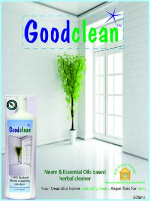 Herbal Home Cleaner