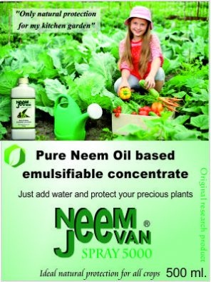 Neem Oil for Plants